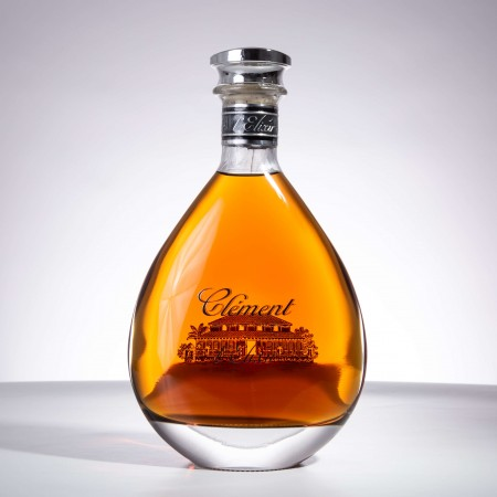 CLEMENT - Elixir - Karaffe - Sehr Alter Rum - 42° - 70cl