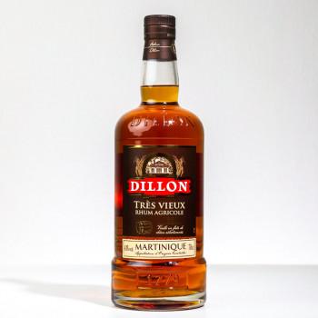 DILLON - VSOP - Rhum très vieux - 43° - 70cl