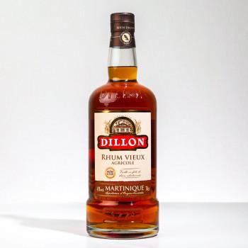 DILLON - VO - Alter Rum- 43° - 70cl