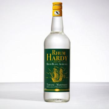 HARDY rum - Weisser Tartane Rum - 50° - 100cl