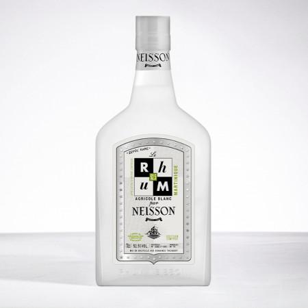 NEISSON - Rhum agricole blanc par Neisson - 52,5° - 70cl
