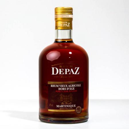DEPAZ - XO - Finition porto - Rhum hors d'âge - 45° - 70cl