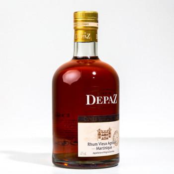 Rhum DEPAZ - Cuvée Victor Depaz - Rhum vieux - 41° - 70cl