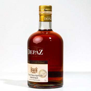 Rhum DEPAZ - Cuvée Victor Depaz - Rhum vieux - AOC