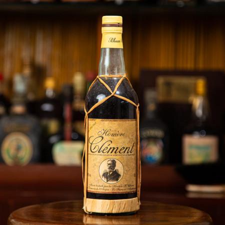 CLEMENT - Cuvée Homère Clément - Rhum vintage - 44° - 70cl