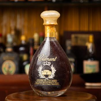 Rhum CLEMENT - Cuvée de l'an 2000 - Rhum vintage - 44° - 70cl