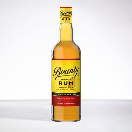 BOUNTY - Gold - Rhum ambré - 40° - 70cl