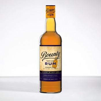 Rhum BOUNTY - Dark - Rhum vieux - 43° - 70cl