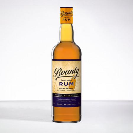 BOUNTY - Dark - Rhum vieux - 43° - 70cl