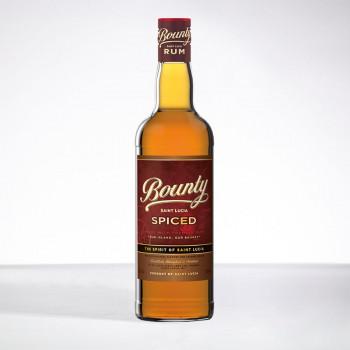 Rhum BOUNTY - Spiced - Rhum ambré - 40° - 70cl