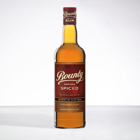 BOUNTY - Spiced - Rhum ambré - 40° - 70cl