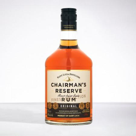 CHAIRMAN'S - Original - Rhum vieux - 40° - 70cl