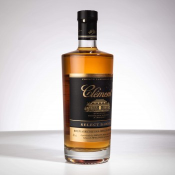 Rhum Clément Select Barrel martinique
