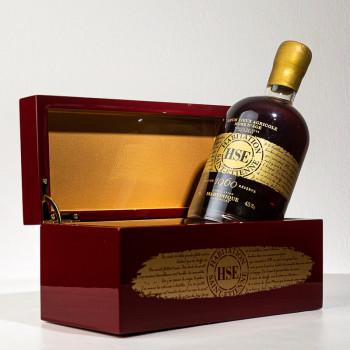 HSE - Millésime 1960 - Rhum hors d'âge de martinique