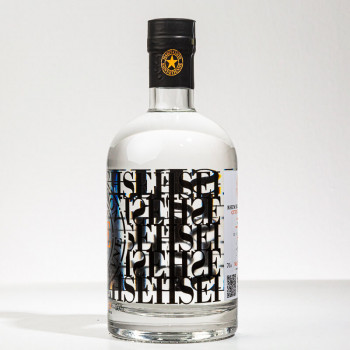 HSE - Cuvée de l'an 2016 - Rhum blanc de martinique