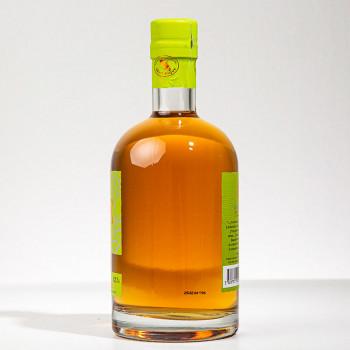 rhum HSE - Elevé sous bois - Rhum ambré de martinique