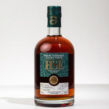 rhum HSE - Millésime 2013 - Whisky Kilchoman Cask Finish - 44° - 50cl