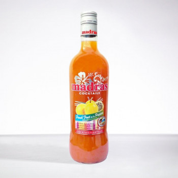 punch MADRAS - Punch Passion - Liqueur - 18° - 70cl