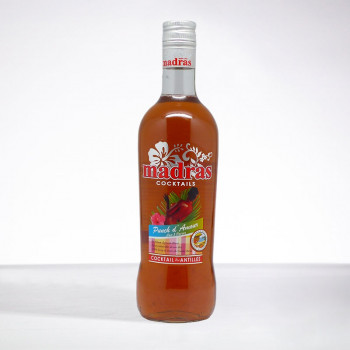 punch ADRAS - Punch d'Amour - Liqueur - 18° - 70cl