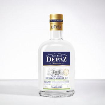 Rhum DEPAZ - Cuvée Papao - Rhum blanc - 48,5° - 70cl