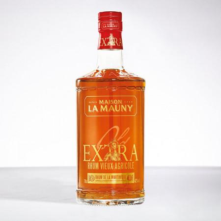 LA MAUNY - Extra - Rhum hors d'âge - 42° - 70cl