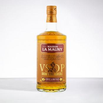rhum LA MAUNY - VSOP - Rhum très vieux - 40° - 70cl