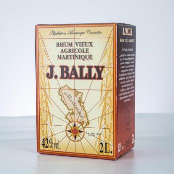 BALLY - Rhum vieux - 42° - 200cl
