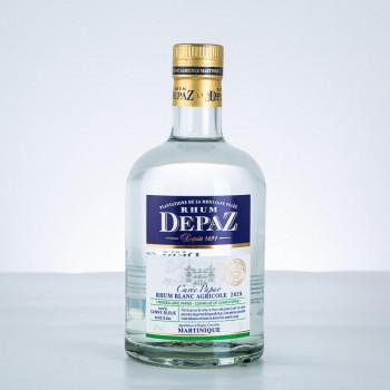 DEPAZ - Cuvée Papao 2020 - Rhum blanc - 48° - 70cl