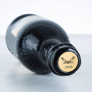 Rhum LA FAVORITE - La Flibuste - 1998 - Rhum hors d'âge - 40° - 70cl - Rhum AOC martinique