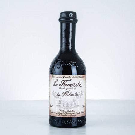 LA FAVORITE - La Flibuste - 1998 - Rhum hors d'âge - 40° - 70cl