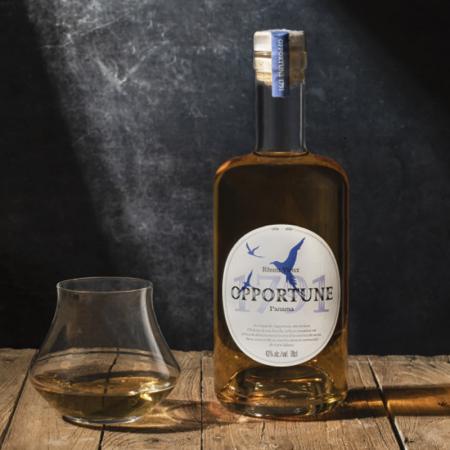 OPPORTUNE 1791 - Alter Rum - Panama - 43° - 70cl