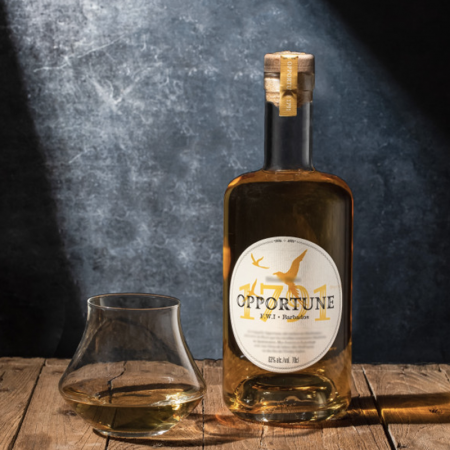 OPPORTUNE 1791 - Rhum vieux - F.W.I - Barbados blend - 63° - 70cl