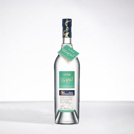 SAVANNA - Créol Straight - Rhum blanc - 67,40° - 50cl