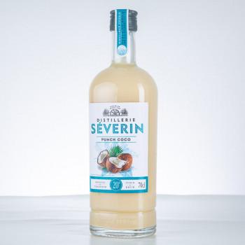 Rhum SÉVERIN - Punch Coco - Liqueur - 20° - 70cl