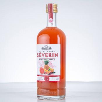 DISTILLERIE SÉVERIN - Punch Planteur - Liqueur de guadeloupe - 16° - 70cl