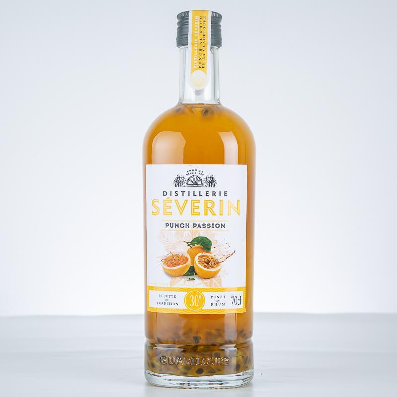 DISTILLERIE SÉVERIN - Punch Passion - Liqueur - 30° - 70cl
