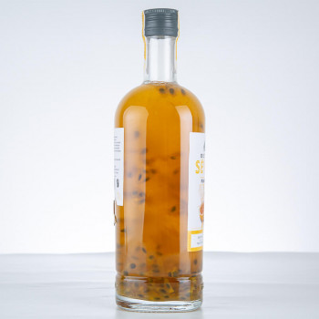 DISTILLERIE SÉVERIN - Punch Passion - Liqueur de Guadeloupe