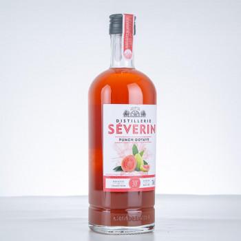 Rhum SÉVERIN - Punch Goyave - Liqueur - 30° - 70cl