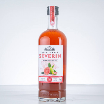 DISTILLERIE SÉVERIN - Punch Goyave - Liqueur de Guadeloupe