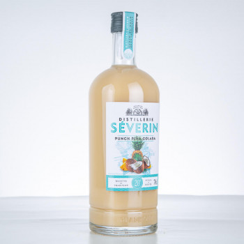 DISTILLERIE SÉVERIN - Punch Pinacolada - Liqueur de Guadeloupe