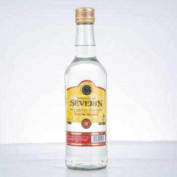 DISTILLERIE SÉVERIN - Rhum blanc - 50° - 50cl