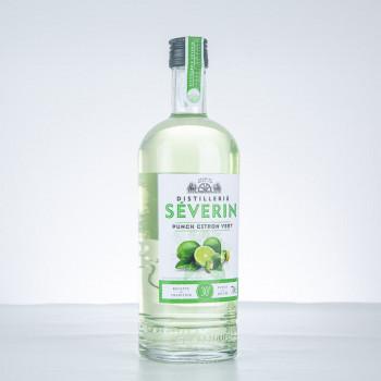 Rhum SÉVERIN - Punch Citron Vert - Liqueur - 30° - 70cl