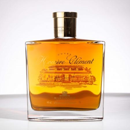 CLEMENT - Cuvée Homère - Karaffe - Extra Alter Rum - 44° - 70cl