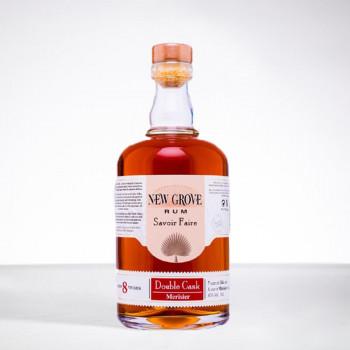 NEW GROVE - Extra Alter Rum - Double Cask Merisier - 47° - 70cl