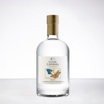 CHANTAL COMTE - Rhum blanc - Cuvée Caribaea - Numéroté - 50° - 70cl