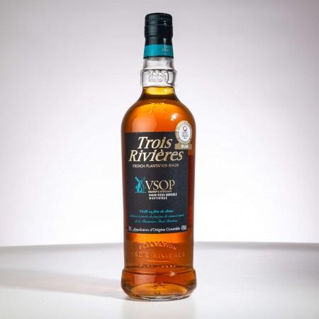 TROIS RIVIÈRES - VSOP - Sehr alter Rum - 40° - 70cl