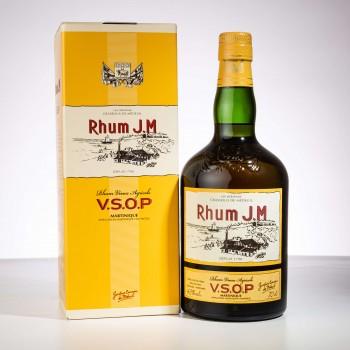 Rhum JM - VSOP avec sa boite