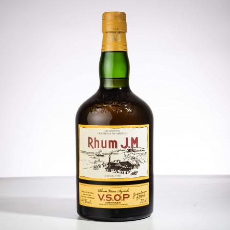 JM - VSOP - Rhum très vieux - 43° - 70cl