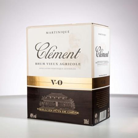 CLEMENT - VO - Alter Rum - BIB - 40° - 3L