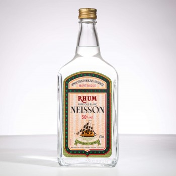 Rhum Neisson - rhum blanc - 50° - 100cl